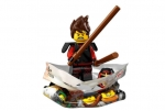 LEGO® Minifigures 71019 - The LEGO® Ninjago® Movie™ - Kai Kendo